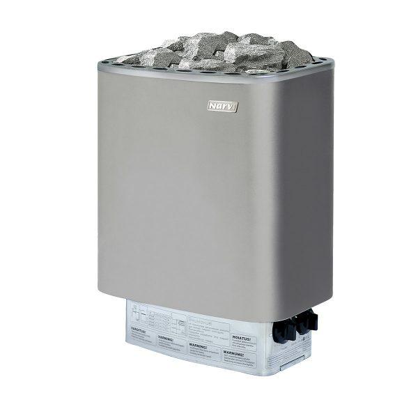 Elektrisk badstuovn narvi nm grå