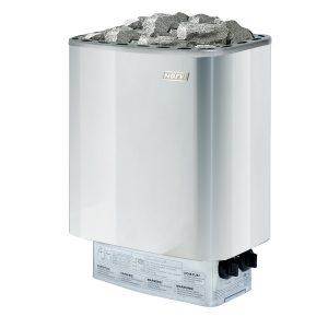 Elektrisk badstuovn narvi nm sølv
