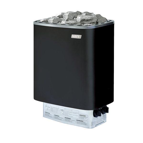 Elektrisk badstuovn narvi nm svart
