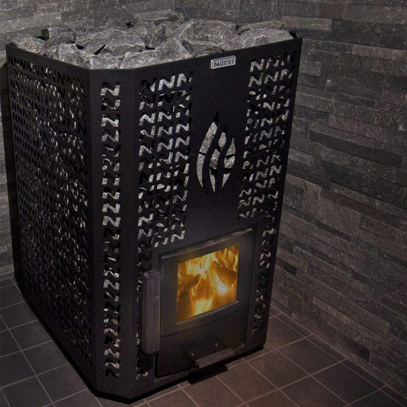 Narvi Stony 20 vedfyrt ovn